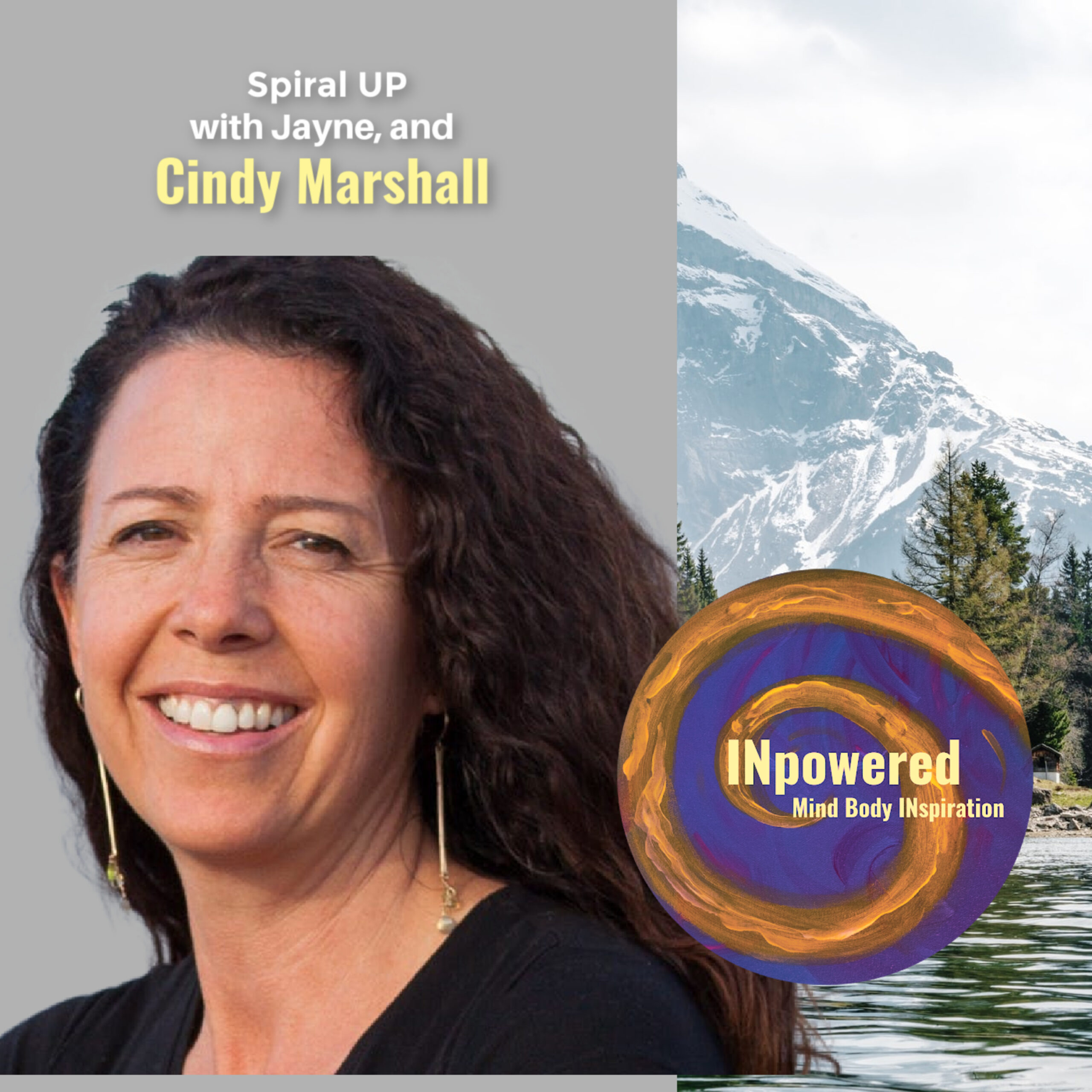 Cindy Marshall – Cracking the code, on true healing, from the INSIDE out.