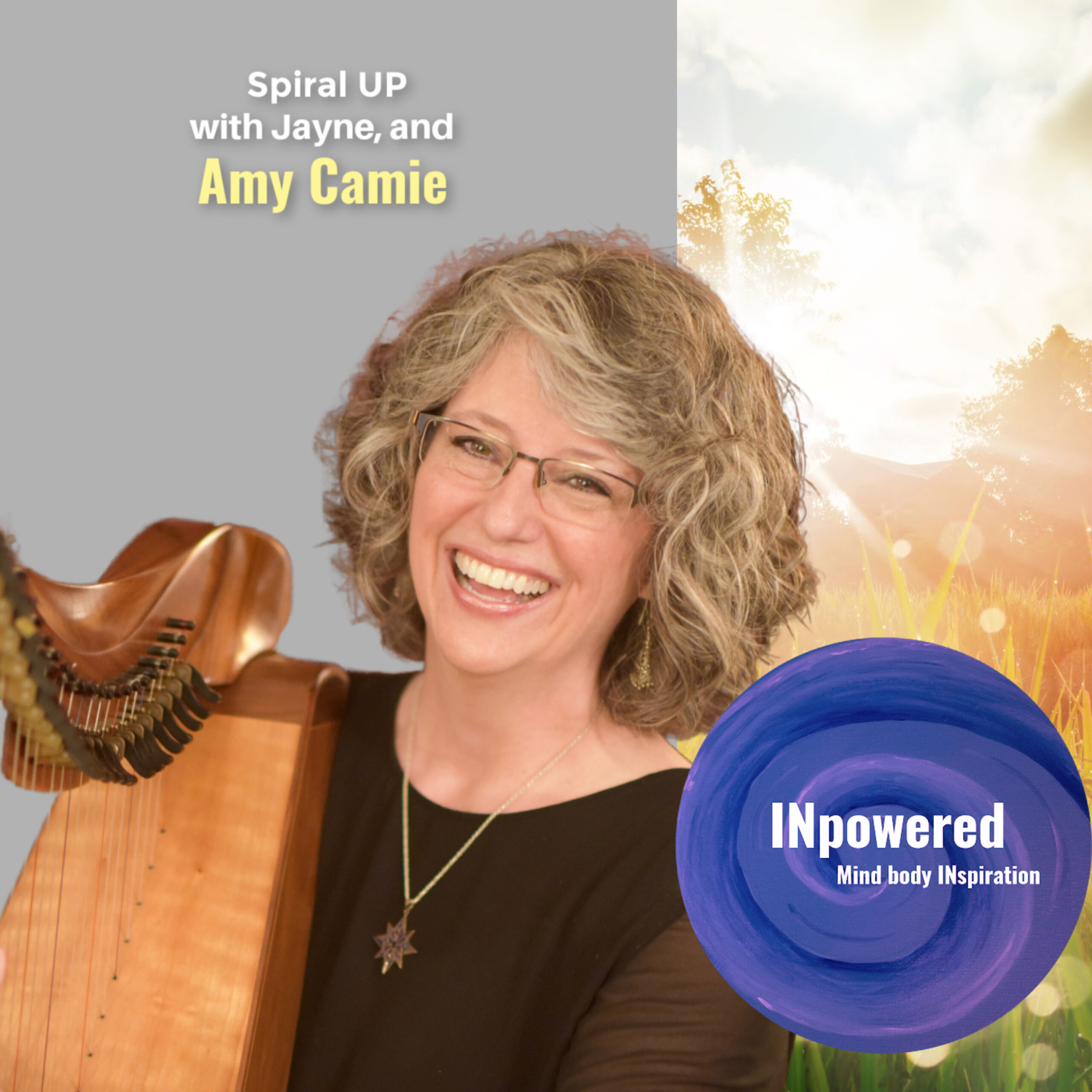 Amy Camie – The Healing Power of Music, resonance and loving life – all of it, A walk with Cancer and Consciousness