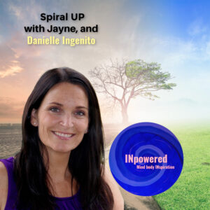 "Danielle Ingenito – Healing from Narcissism and Toxic Relationships – ""Turning Pain into Power"""