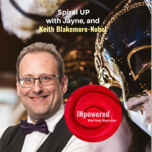 """Keith Blakemore – Nobel, author of """"The Masks We Wear"""""""