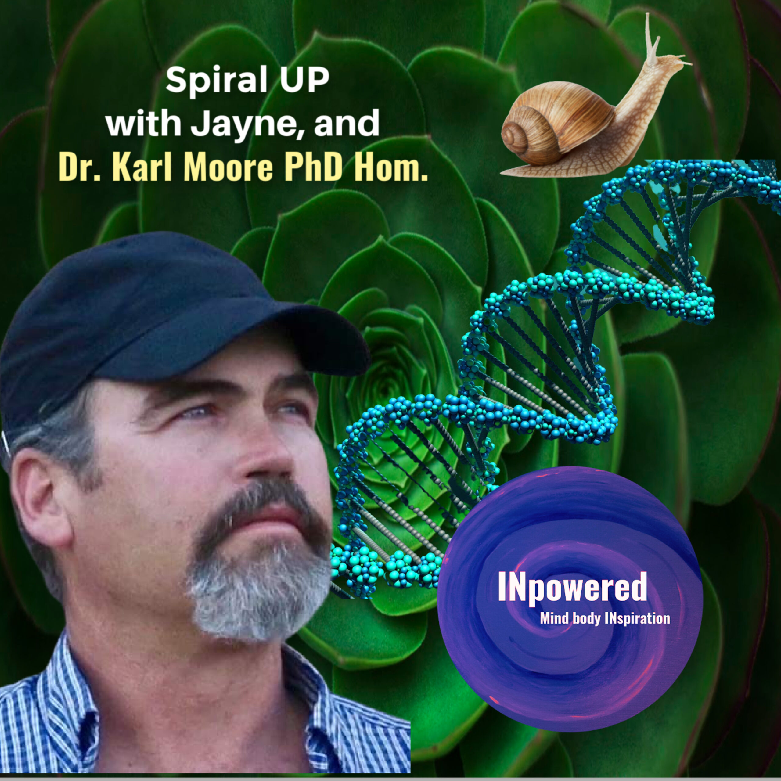 """Dr Karl Moore PhD – """"Natures Twist"""", Homeopathy, and In Search of the True Reality of Life."""