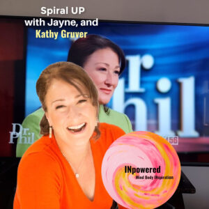 """Dr. Kathy Gruver – Our """"Ego States"""", Responding, instead of Reacting."""