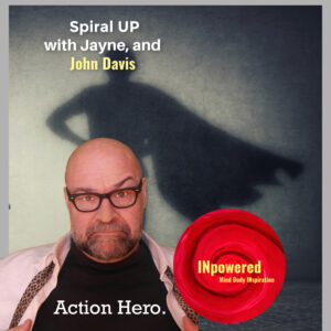 John Davis – Become an ACTION HERO – With the 5 F's