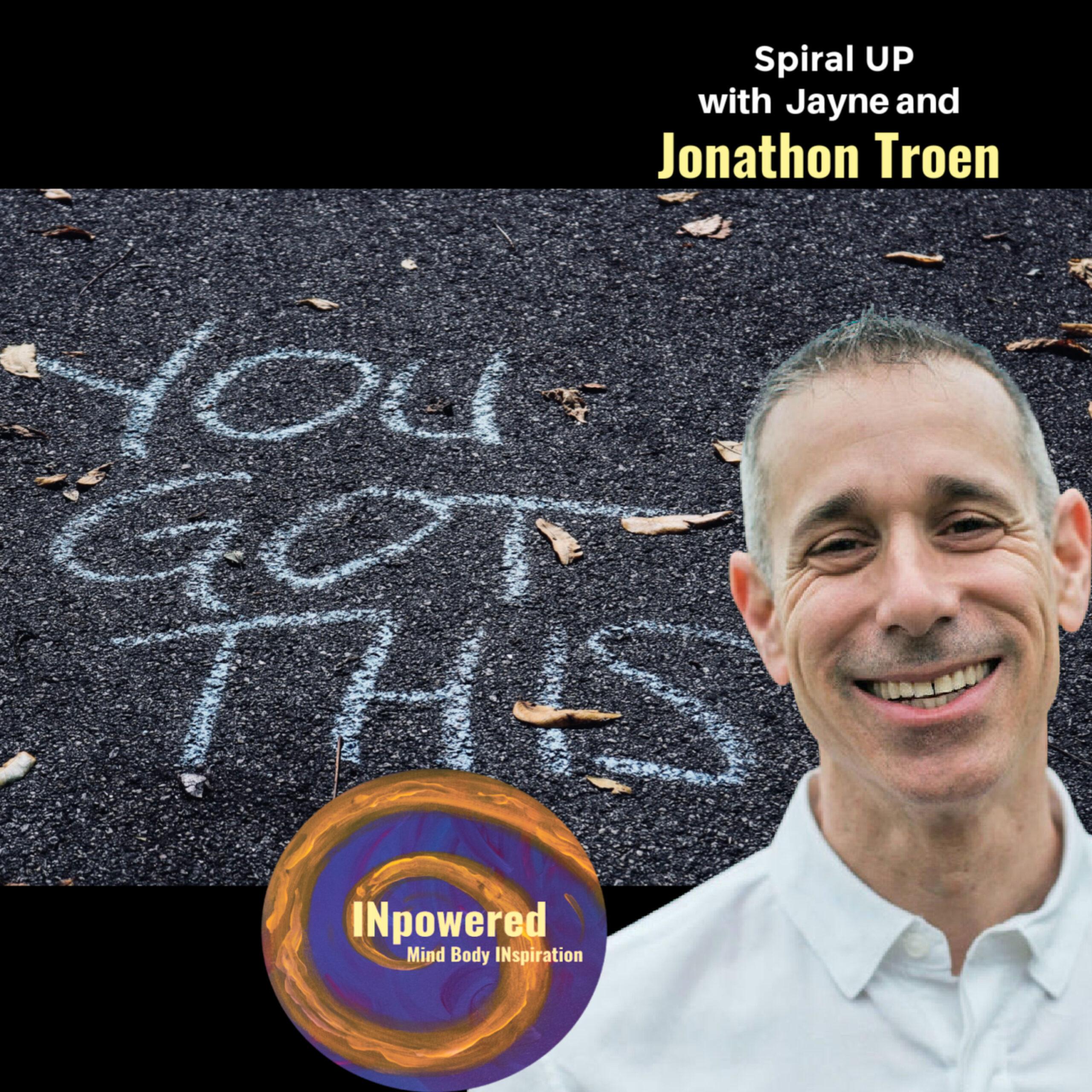 Jonathan Troen – You Got This!