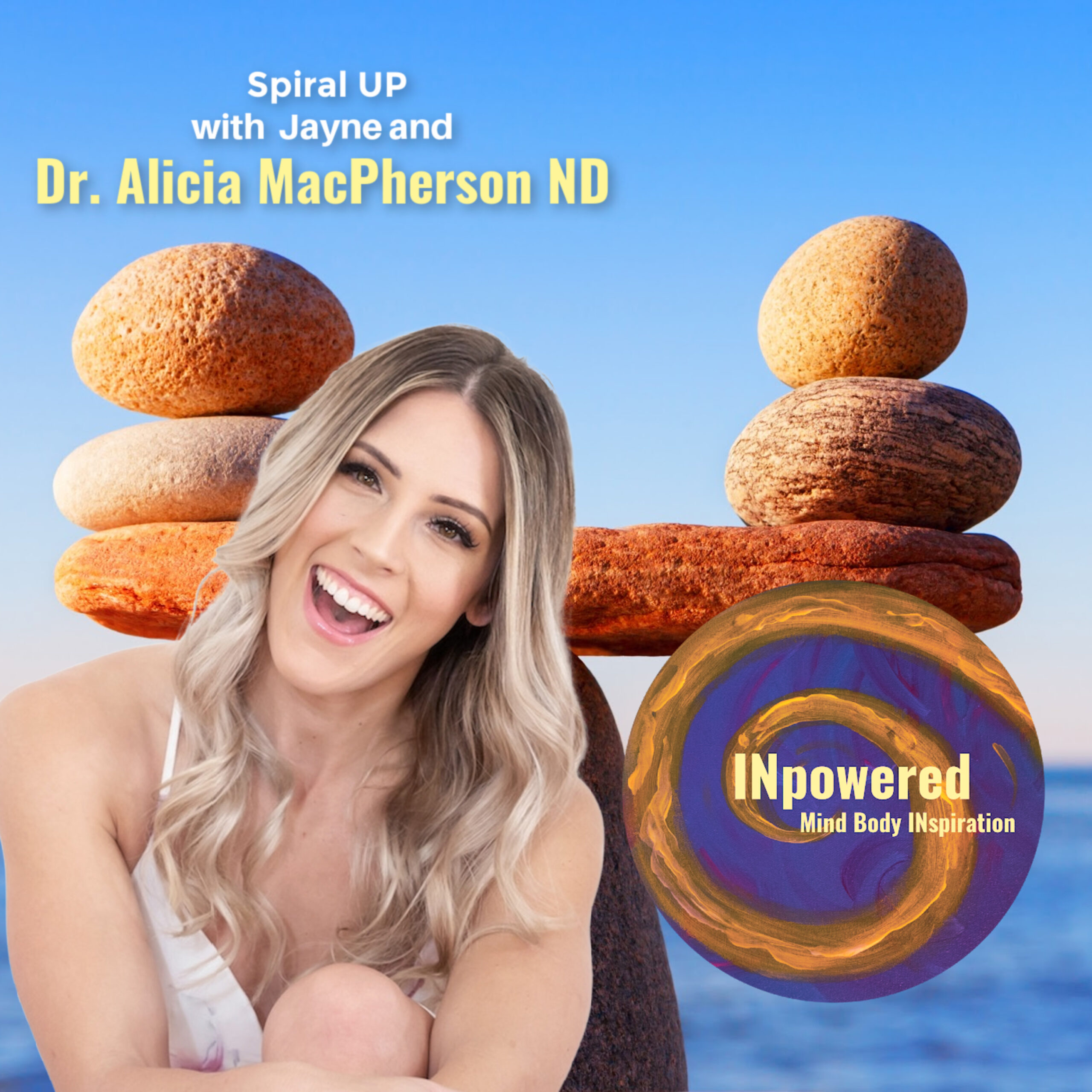 Dr Alisha MacPherson ND – From Burnout to Alignment