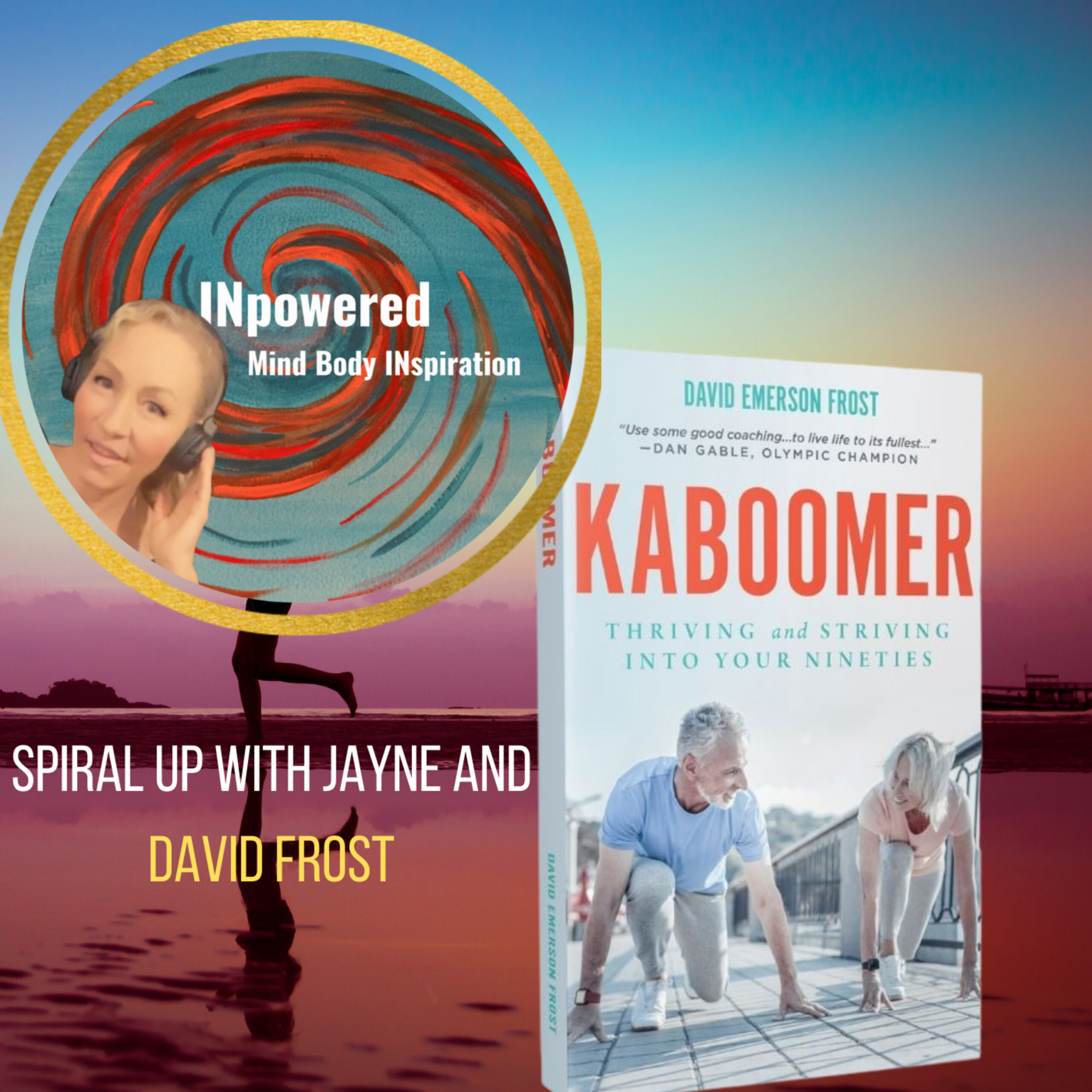 David Emerson Frost – Kaboomering into well past 90 – Longevity